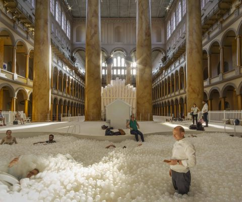 Snarkitecture to introduce Snark Park to NYC in 2019