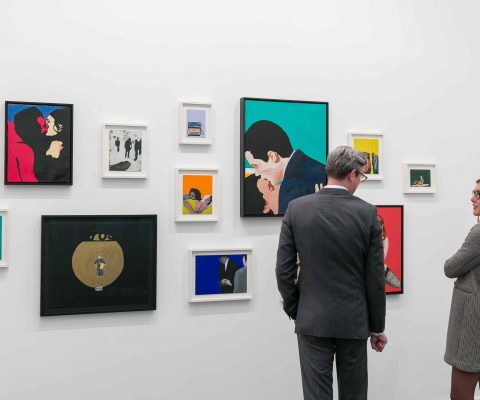 Here's who's exhibiting this year at Frieze London…