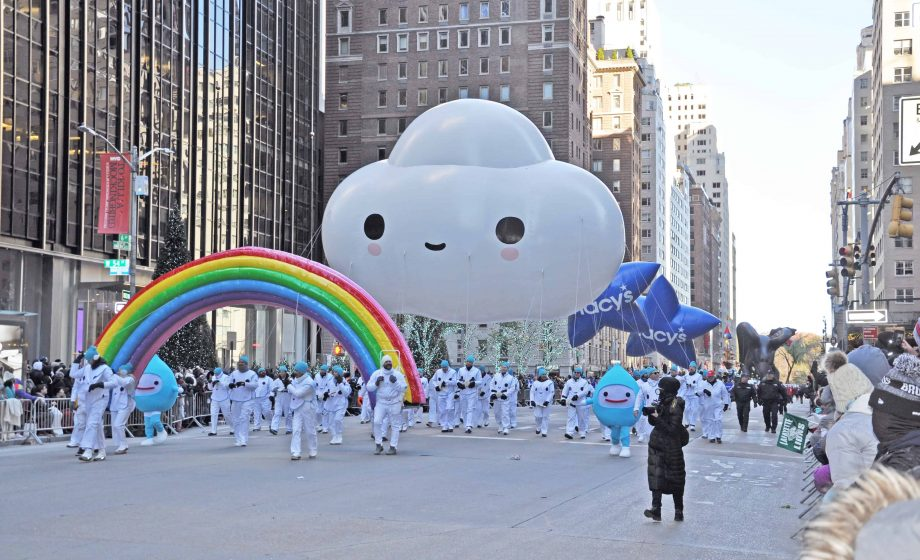 Yayoi Kusama to be part of the Macy's Thanksgiving Day Parade