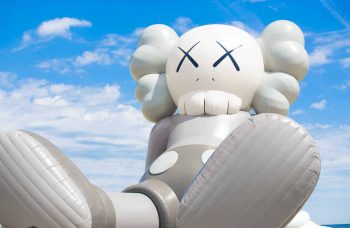KAWS takes on AR with global exhibition