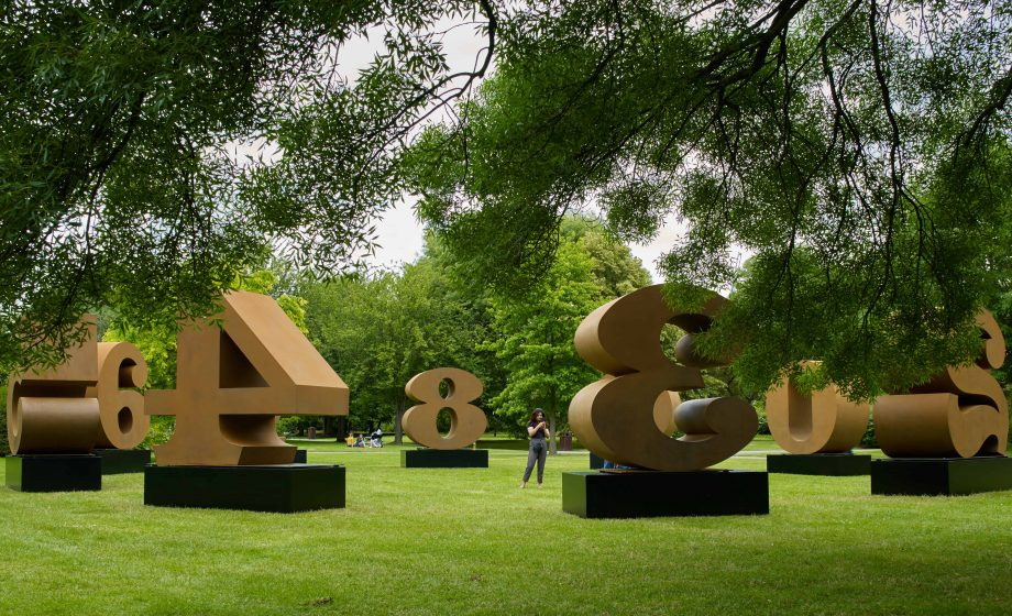 Frieze Sculpture hits Regent's Park once again