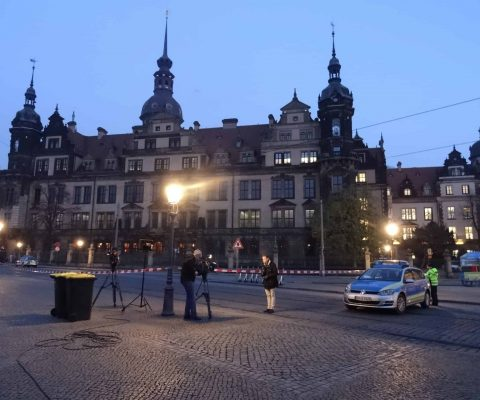 Four security guards investigated in relation to Dresden Green Vault heist
