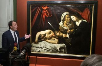 Kamel Mennour to show 'rediscovered' Caravaggio in Paris gallery