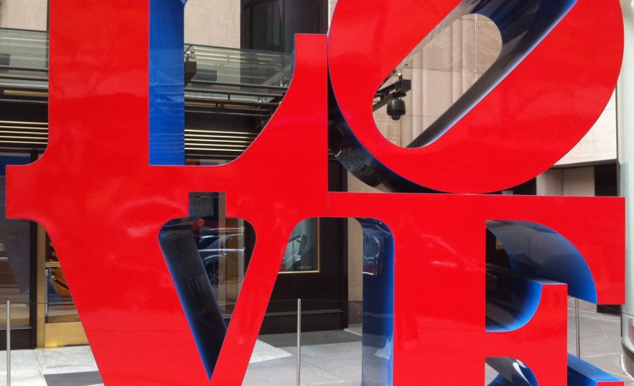 Two paintings from collection of Robert Indiana to sale at Christie's