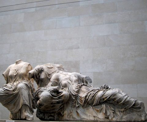 """The British Museum says it will never return the Parthenon Marbles and defends their removal as a """"creative act"""""""