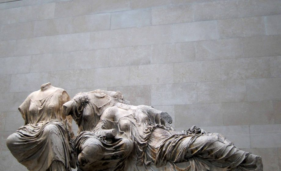 "The British Museum says it will never return the Parthenon Marbles and defends their removal as a ""creative act"""