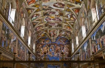 Art World Roundup: New news from the Met on Sackler connections, a $22,000 publication on the Sistine Chapel, and more