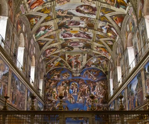 Visitors can now see the Vatican Museum and Sistine Chapel like never before…if you've got money to spend