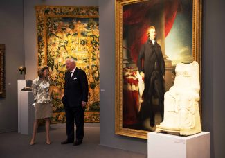 Christie's announces sale of ten works from Richard L. Feigen's private collection