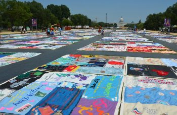 AIDS Memorial Quilt to head to San Francisco