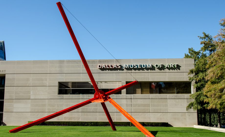 Dallas Museum of Art announces gift of $1 million and new curatorial position