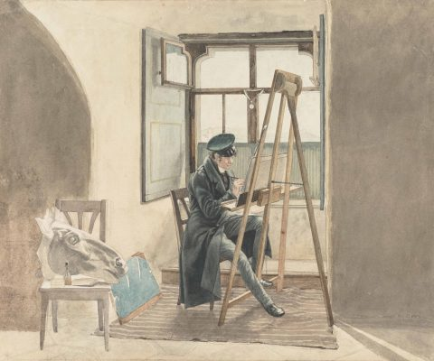 German drawings at the Petit Palais