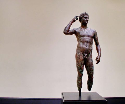 "Italian Demands the Return of a Statue, Getty says ""No"""