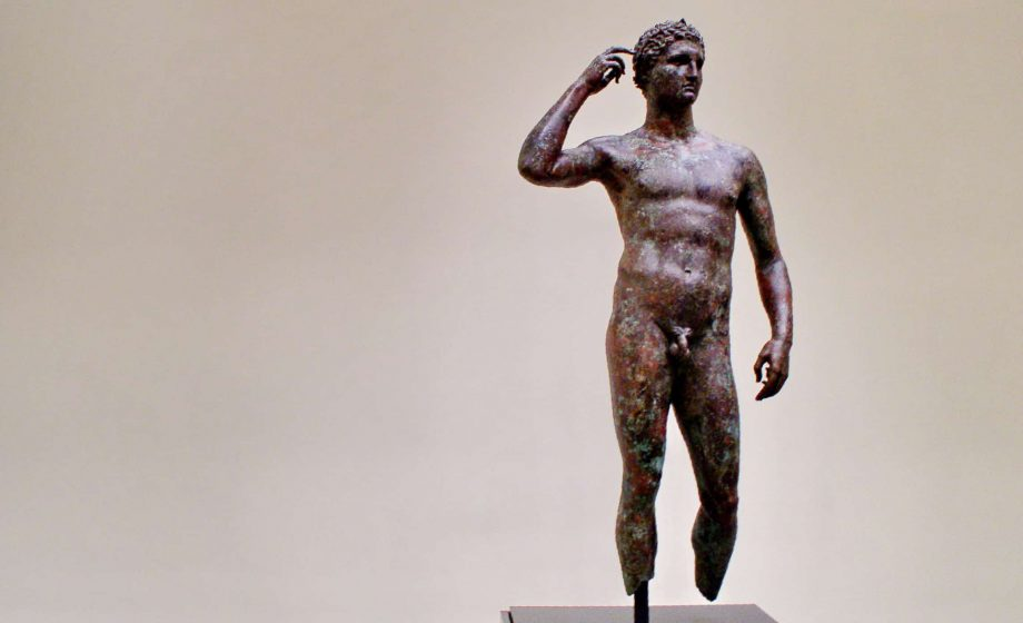 """Italian Demands the Return of a Statue, Getty says """"No"""""""