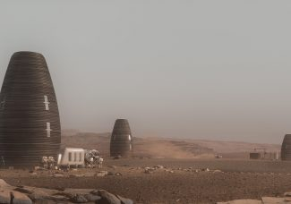 NASA announces winner of their 3D-Printed Habitat Challenge
