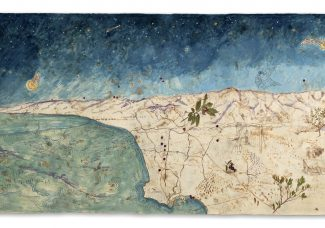 Sandy Rodriguez: an artist honoring the land and confronting immigration