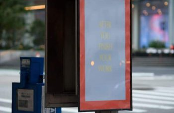 TITAN gives giant importance to New York's defunct payphones