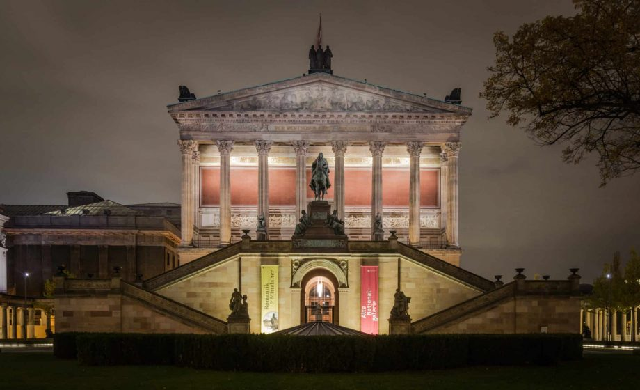 70+ artworks doused with oily liquid in unusual daytime attack at three Berlin museums
