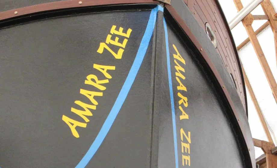 Theatre on the waves- The Amara Zee sets sail again
