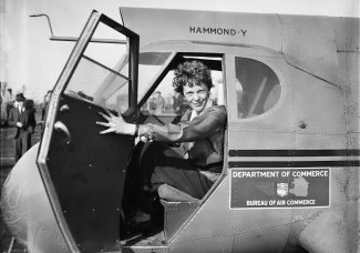 How a photography might help solve the mystery of Amelia Earhart