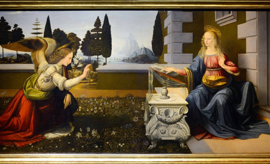 Italy blocks deal to lend works by da Vinci to the Louvre in 2019