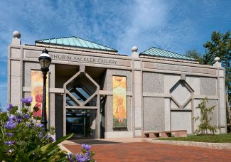 Sackler name to remain at the Smithsonian