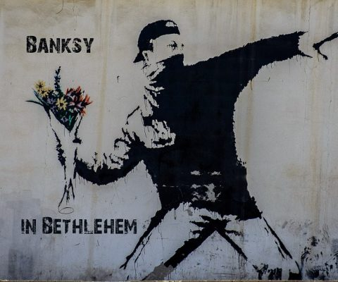 En immersion chez Banksy
