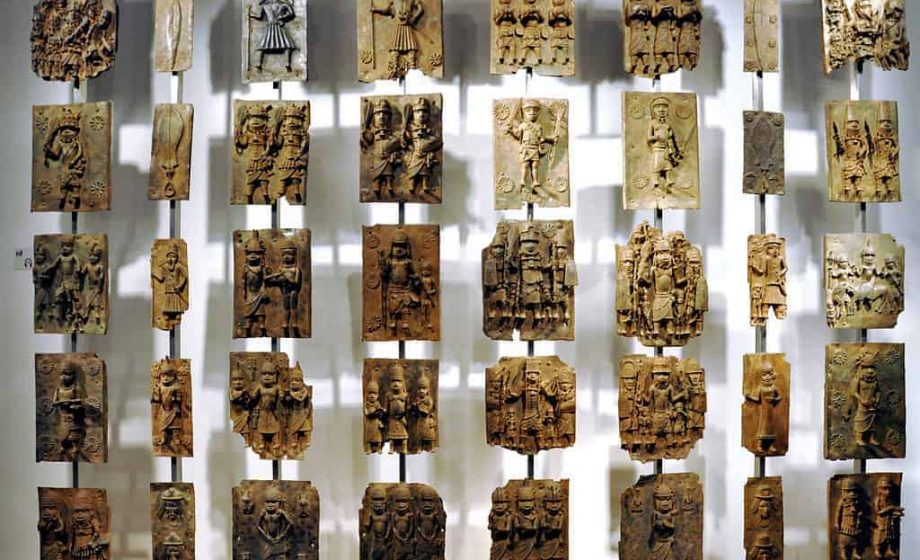 The new Benin Royal Museum to see the temporary restitution of art and artifacts