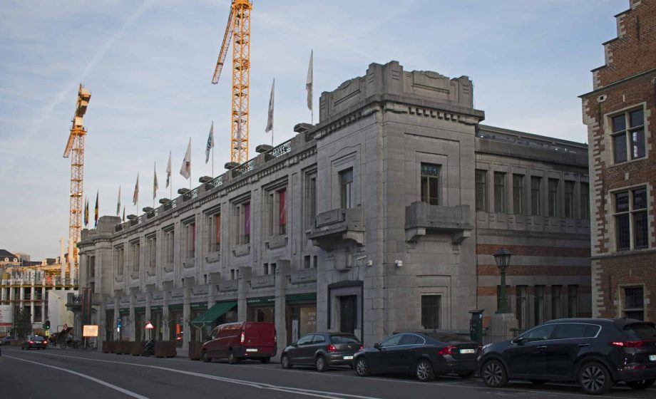 Fire breaks out at Bozar in Brussels resulting in damage to main music hall