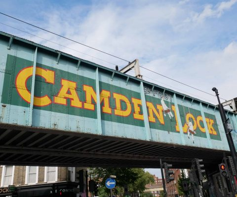 London to get its very own elevated thoroughfare thanks to the Camden Highline
