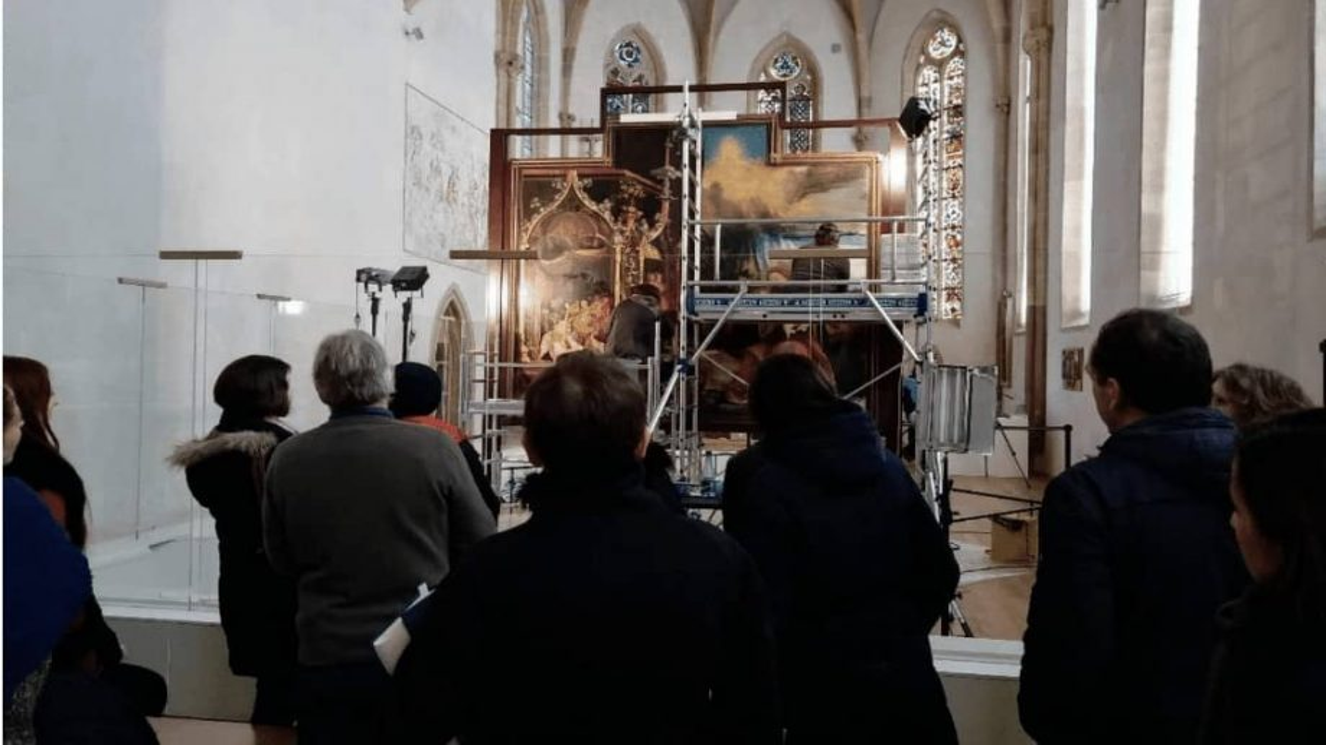 Un week end musical pour la restauration du «Retable d'Issenheim»
