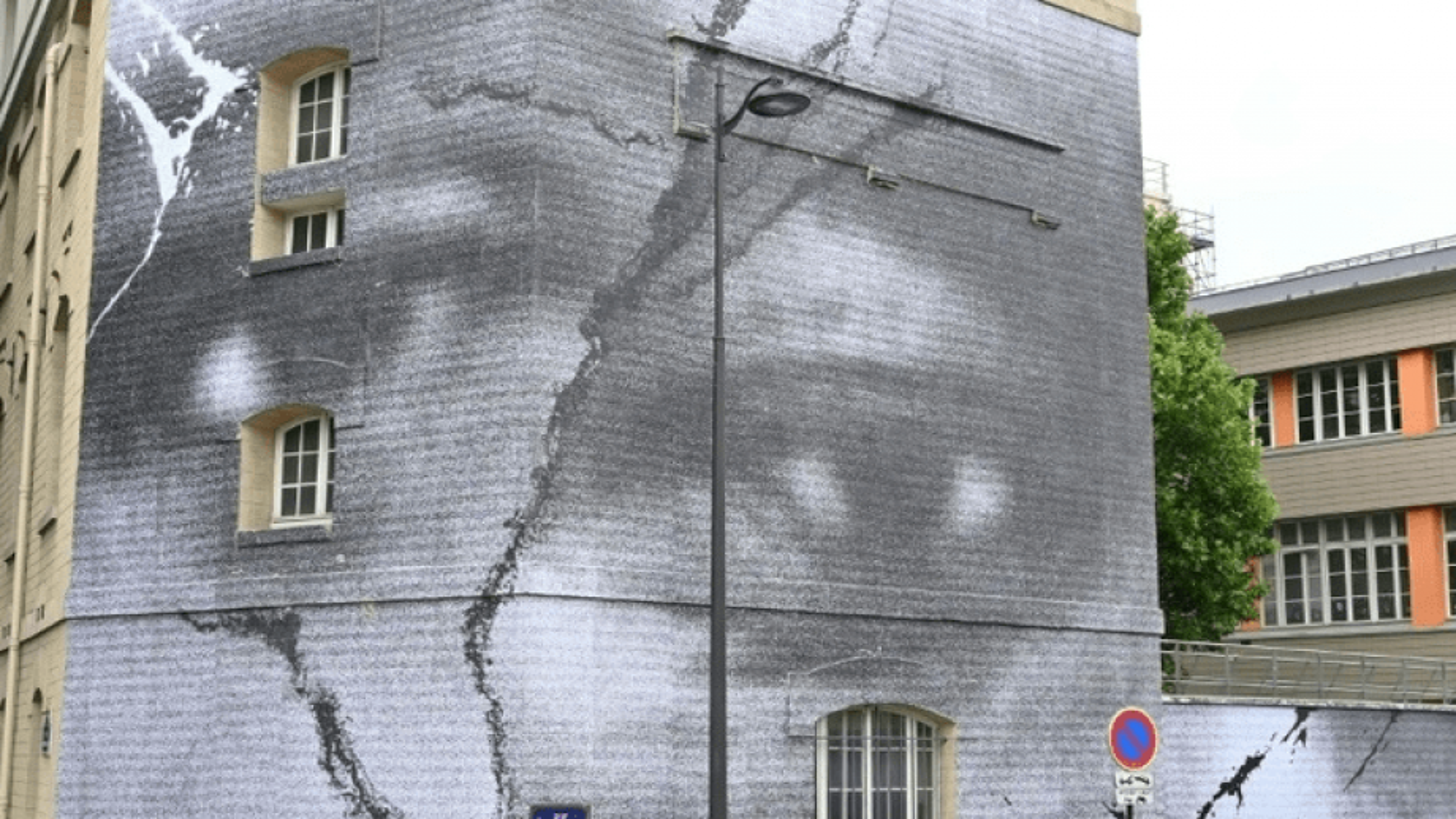 JR et Banksy rendent hommage à George Floyd