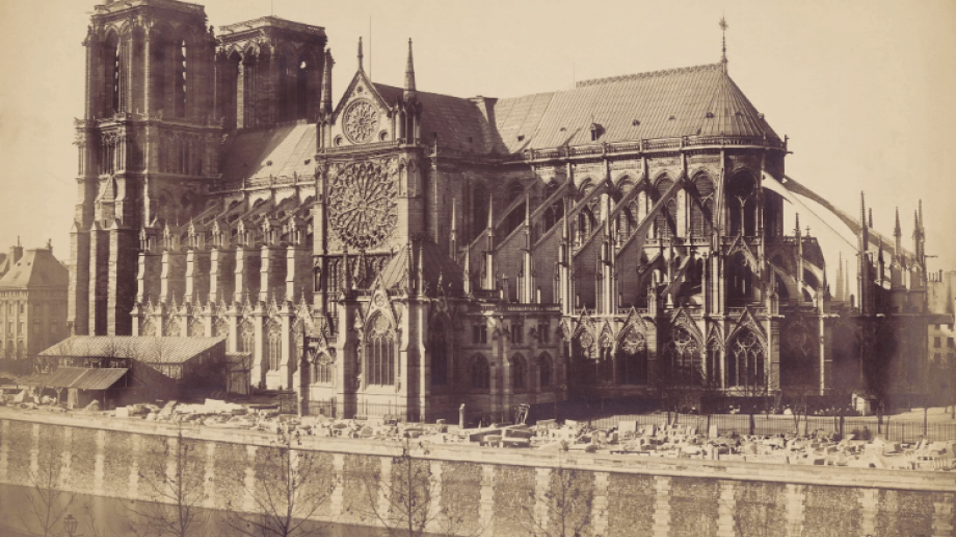 Une exposition consacrée à Notre-Dame de Paris