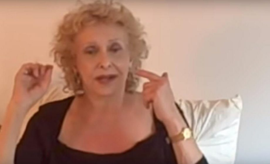 Carolee Schneemann, pioneering performance artist