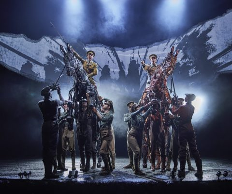 De l'art total avec le spectacle « War Horse »