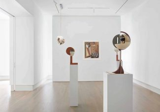'Christina Kruse: Base and Balance' at the Helwaser Gallery