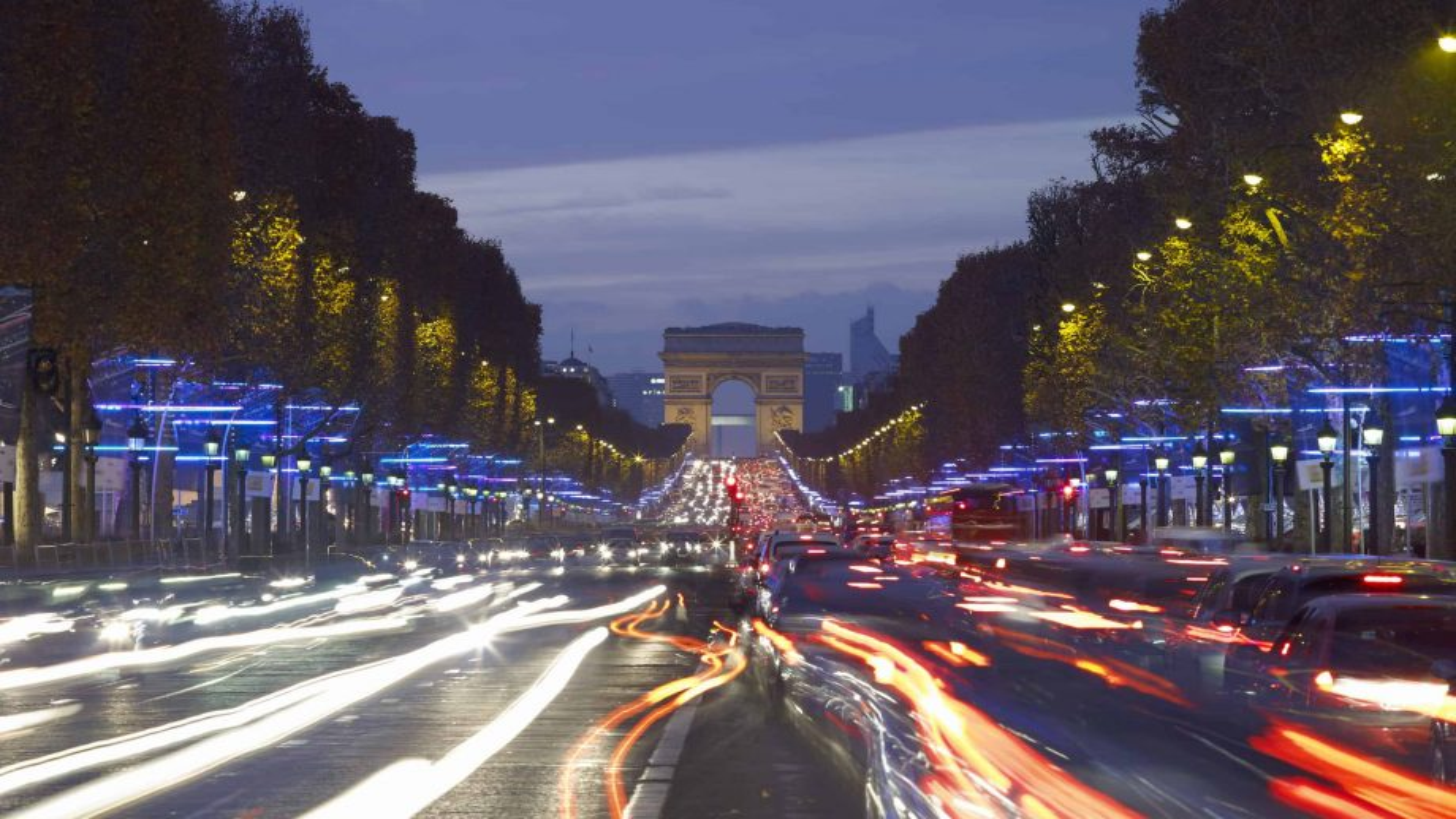 Paris green-lights major £225m Champs-Élysées revamp