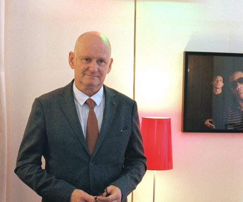 """Christophe Girard : """"Paris keeps it appointment with the 21st century""""."""
