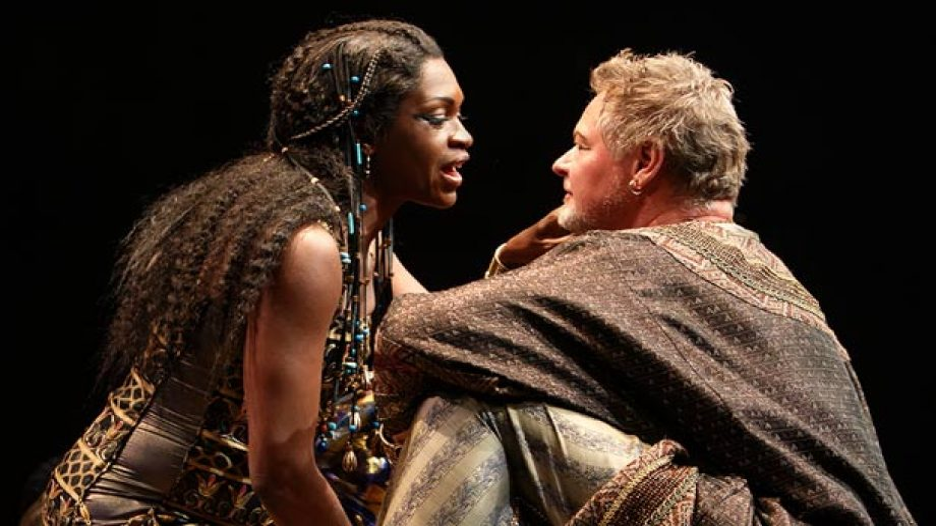 Stratford's 'Antony and Cleopatra' breathes life into historical icons