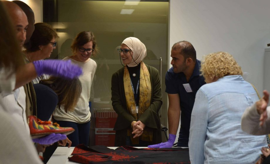 Oxford museums train refugees as tour guides and community curators