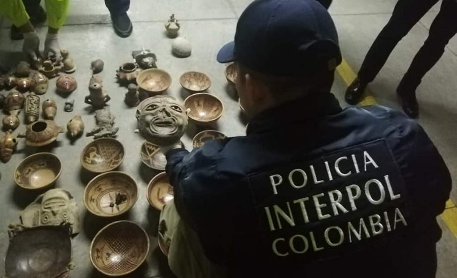 INTERPOL sting operation recovers 19,000 illicitly traded artefacts