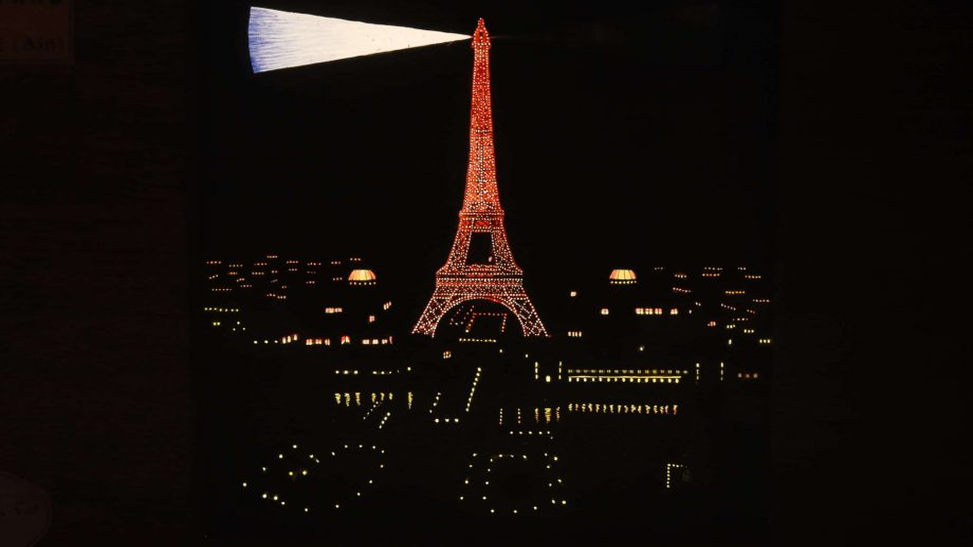 La tour Eiffel à la Fondation Seydoux-Pathé