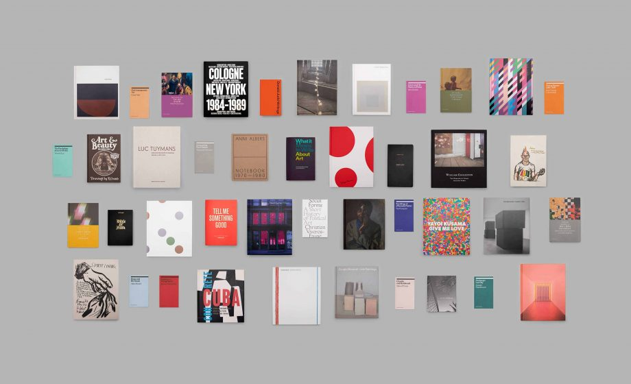 David Zwirner Books teams up with Simon & Schuster