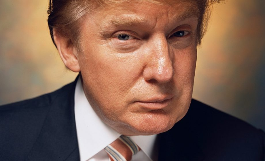Andres Serrano puts Donald Trump on display in huge way