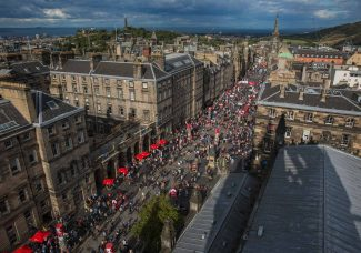 The history of Fringe Festivals- on the fringes of theatre