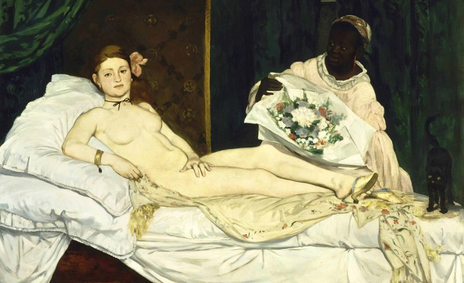 Musée d'Orsay temporarily renames Manet's 'Olympia'