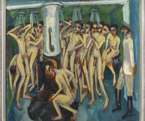 Recently restitued by the Guggenheim, a painting by Ernst Kirchner to be loaned to the National Museum of Norway thanks to a bank