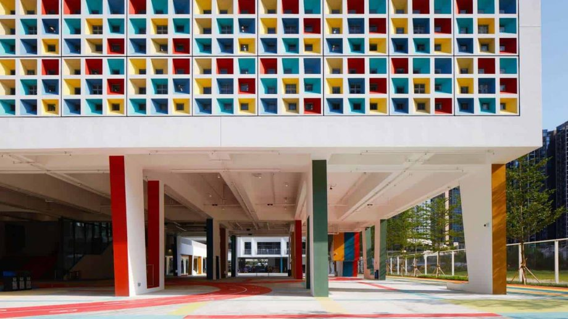 Whimsical, functional, sustainable: Henning Larsen rethinks Hong Kong's French International School