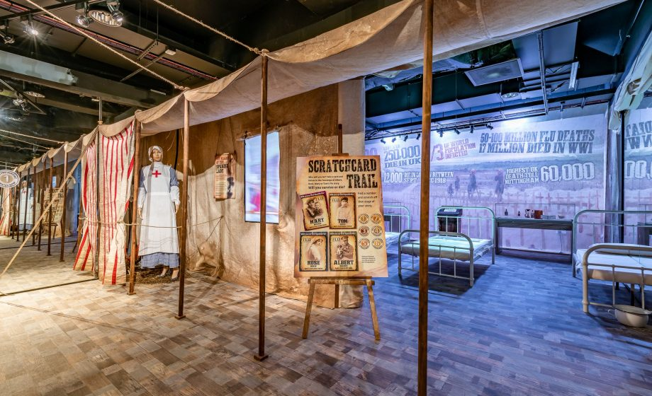 Spanish Flu: the pandemic inspiration for the Florence Nightingale Museum's most recent exhibition