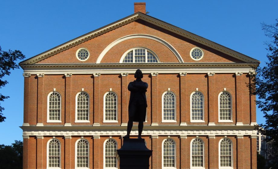 Artist uses kickstarter to highlight Bostonian's legacy of slave trade outside Faneuil Hall